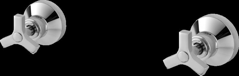 7540 - C36 MISTURADOR CHUVEIRO 1/4 DE VOLTA