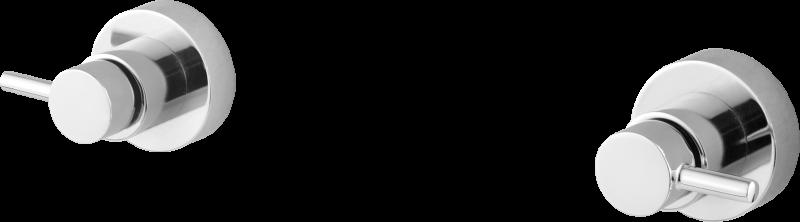 7540 - C60 MISTURADOR DE CHUVEIRO 1/4 DE VOLTA