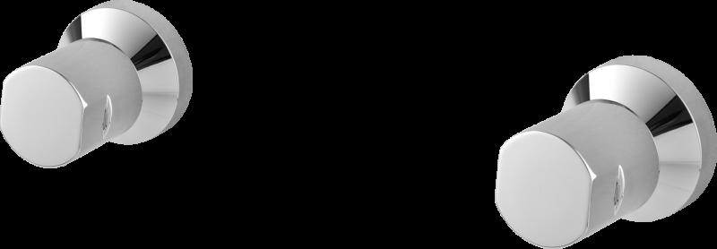 7540 - C74 MISTURADOR CHUVEIRO 1/4 DE VOLTA