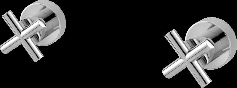 7540 - C93 MISTURADOR DE CHUVEIRO 1/4 DE VOLTA
