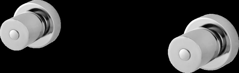 2730 - C95 MISTURADOR DE CHUVEIRO 3/4  1/4 DE VOLTA