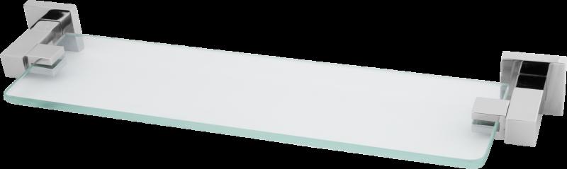 4012 - QUADRATT PORTA SHAMPOO RETANGULAR 400MM LUXO